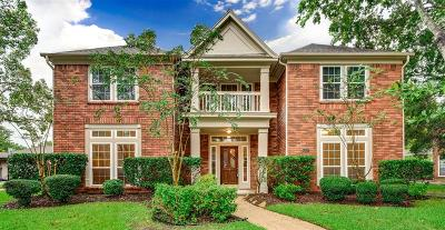 Houston Single Family Home For Sale: 4307 Roaring Rapids Drive Drive