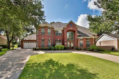 Houston Single Family Home For Sale: 14807 Bluffridge Circle