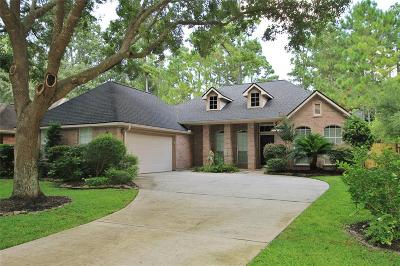 Spring Single Family Home For Sale: 31210 Deerwood Park Lane