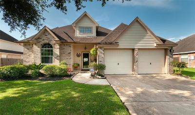 Pearland Single Family Home For Sale: 4006 Parry Drive