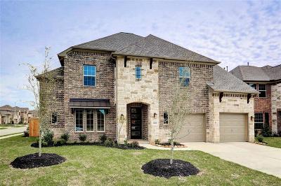 Fall Creek Single Family Home For Sale: 14518 Fall Creek View Drive