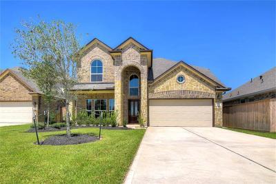 Brookshire Single Family Home For Sale: 29926 Secret Cove