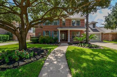 Single Family Home For Sale: 17123 Copper Shore Drive