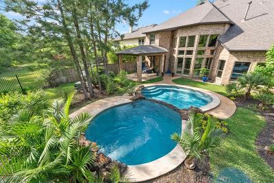 Magnolia Single Family Home For Sale: 59 S Almondell Circle