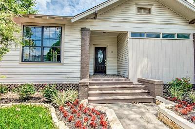 Houston Single Family Home For Sale: 309 Pecore