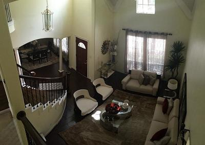 Houston Single Family Home For Sale: 1518 Lakeside Enclave Drive