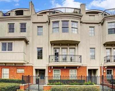 Condo/Townhouse For Sale: 1616 Oakdale Street