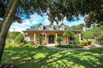Cypress Single Family Home For Sale: 14907 Armadillo