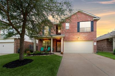 Katy TX Single Family Home For Sale: $244,000