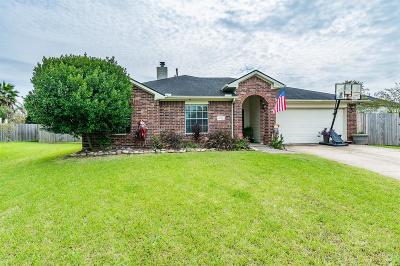 Baytown Single Family Home For Sale: 8002 Fox Street N
