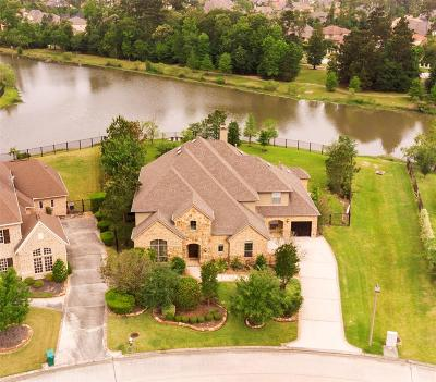 The Woodlands Single Family Home For Sale: 27 N Shimmering Aspen Circle