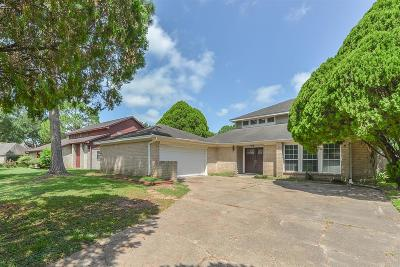 Houston Single Family Home For Sale: 15418 Lindita Drive