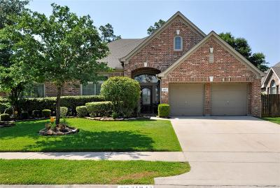 Conroe Single Family Home For Sale: 31947 Wildwood Park Lane