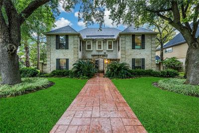 Houston Single Family Home For Sale: 1126 Crossroads Drive