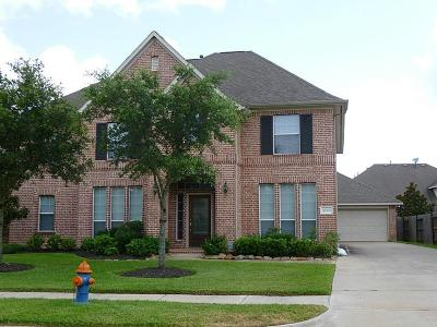 Pearland Single Family Home For Sale: 12313 Evening Bay