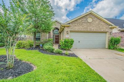 Missouri City Single Family Home For Sale: 11338 English Rose Trail