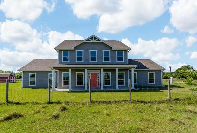 Fort Bend County Farm & Ranch For Sale: 13607 Jackson Road
