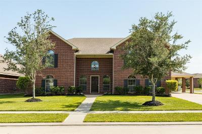 Manvel Single Family Home For Sale: 6831 Travis Street