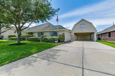 Pearland Single Family Home For Sale: 11208 Freestone Avenue