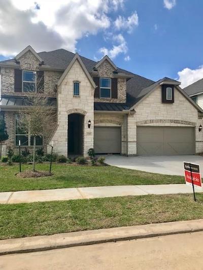 Katy Single Family Home For Sale: 23307 Campwood Terrace Lane