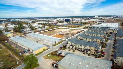 Houston Residential Lots & Land For Sale: 1100 Brittmoore Road