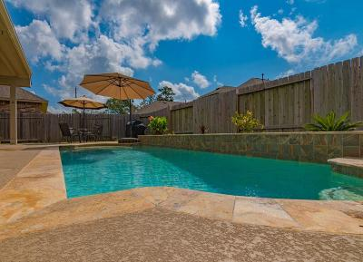 Humble Single Family Home For Sale: 13338 Davenport Hills Lane