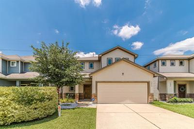 Houston Single Family Home For Sale: 9210 Drewberry Street