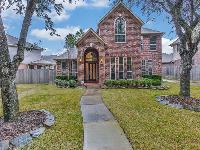 Missouri City Single Family Home For Sale: 3507 Battle Creek Drive