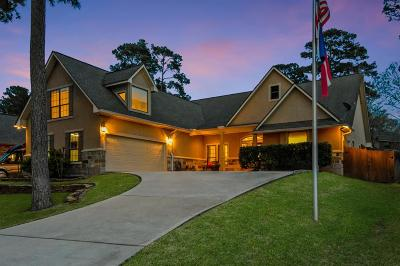 Willis Single Family Home For Sale: 11667 W Sagittarius Drive W