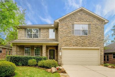 The Woodlands Single Family Home For Sale: 134 N Archwyck Circle