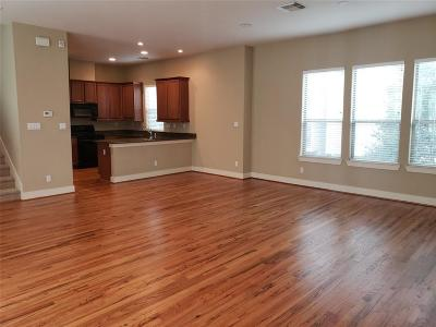 Houston Condo/Townhouse For Sale: 916 Lester Street