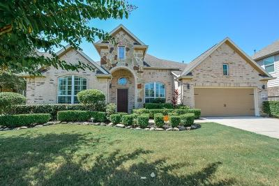 Cinco Ranch Single Family Home For Sale: 28011 Nobbe Hollow Drive