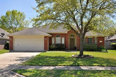 Katy Single Family Home For Sale: 23707 Cansfield Way Way