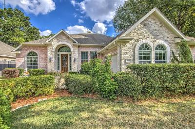 Houston Single Family Home For Sale: 7802 Percussion Place