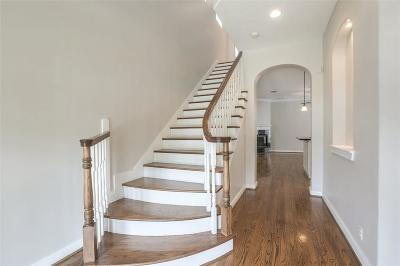 Houston Single Family Home For Sale: 1448 Nashua Street #B