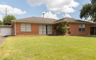 Houston Single Family Home For Sale: 4006 Omeara Drive
