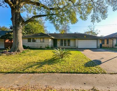 Houston Single Family Home For Sale: 5209 Libbey Lane