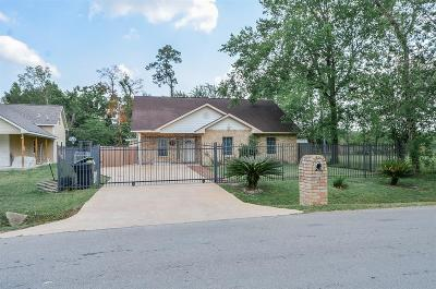 Houston Single Family Home For Sale: 8431 Caddo Road