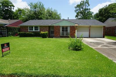 Houston TX Single Family Home For Sale: $79,900