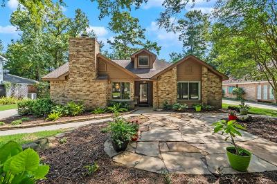 The Woodlands Single Family Home For Sale: 29 Towering Pines Drive