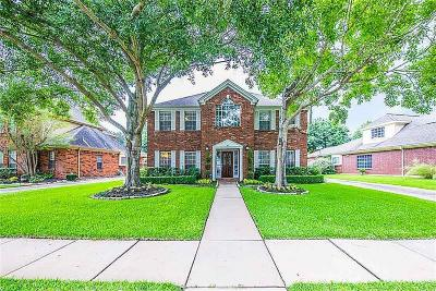 Pecan Grove Single Family Home For Sale: 707 Fernglade Drive