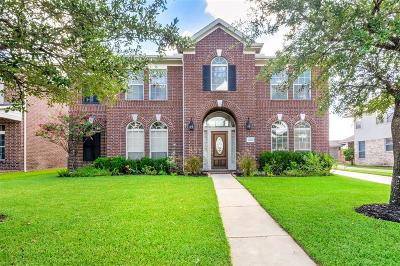 Tomball Single Family Home For Sale: 24430 Split Rock Falls