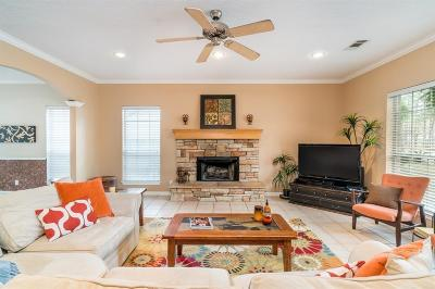 Single Family Home For Sale: 15123 Willow Branch Drive