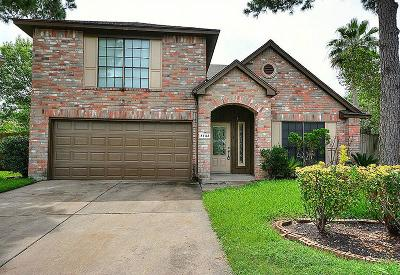 Houston Single Family Home For Sale: 7742 Covington Drive