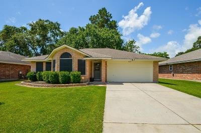 Kingwood Single Family Home For Sale: 2302 Longleaf Pines Drive