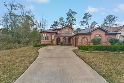 Spring Single Family Home For Sale: 7511 Faldo Drive