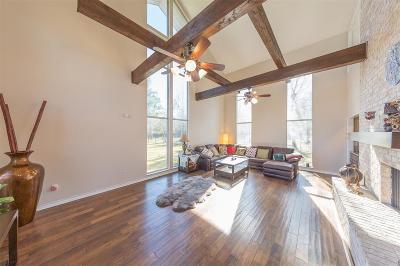 La Porte Single Family Home For Sale: 3215 Bayou Drive