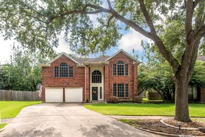 Seabrook Single Family Home For Sale: 1905 Endeavor Court