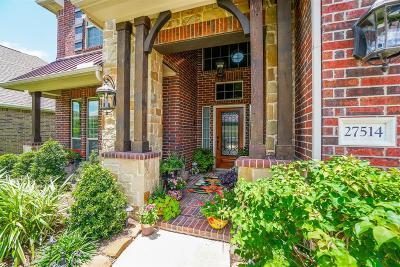 Fulshear Single Family Home For Sale: 27514 Wilson Run Lane