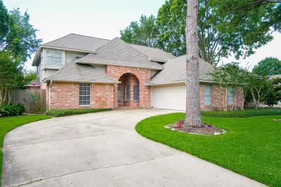 Sugar Land Single Family Home For Sale: 514 Mill Place Court